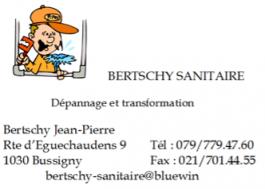 Bertschy sanitaire_Bussigny