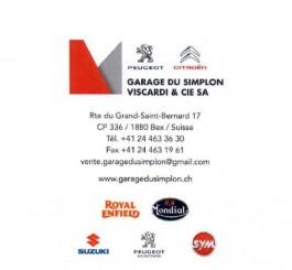 Bex_Garage du Simplon Viscardi & Cie SA