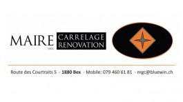 Bex_Maire Carrelage et Rénovation Sàrl