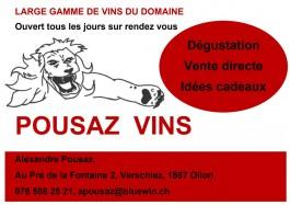 Bex_Pousaz Vins