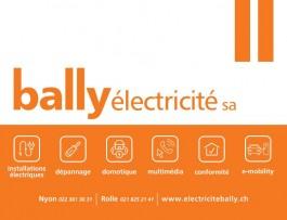 Bursins-Rolle-Perroy_Bally Electricité SA