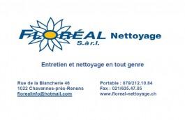 Chavannes Epenex_Floréal Nettoyage Sàrl