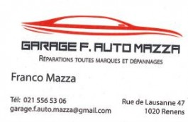 Chavannes Epenex_Garage F. Auto Mazza
