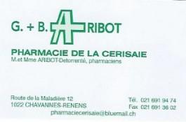 Chavannes Epenex_Pharmacie de la Cerisaie