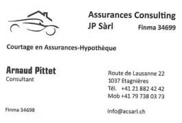 Cheseaux_Assurances Consulting JP Sàrl
