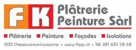 Cheseaux_FK Plâterie Peinture Sàrl