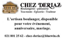 Chez Deriaz_ FC Saint-sulpice
