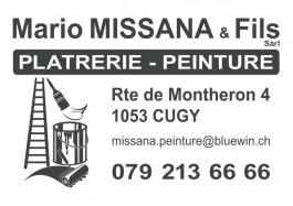 Cugy_Mario Missana & Fils Sàrl