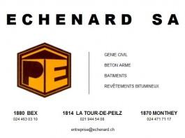 Echenard SA_FC Bex