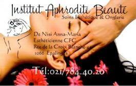 Epalinges_Institut Aphrodite Beauté