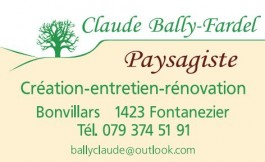 Etoile Bonvillars_Claude Bally-Fardel Paysagiste