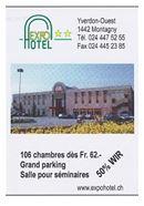 Expo hotel_Yverdon Féminin