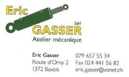 FC Bavois_Eric Gasser