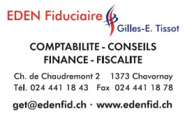 FC Chavornay Sports_EDEN Fiduciaire