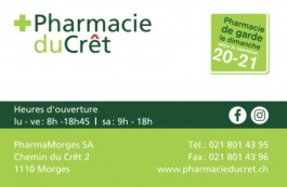 Forward-Morges_Pharmacie du Crêt