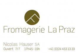 Fromagerie La Praz_Veyron Venoge