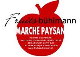 Fruits Bühlmann_St-Légier