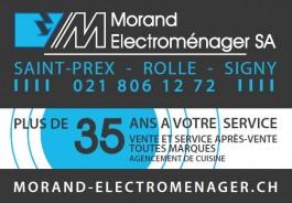 Gingins_Morand Electroménager SA