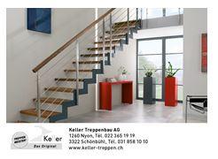 Keller Treppenbau AG_Italia Nyon