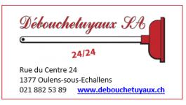 La Sarraz-Eclépens_Débouchetuyaux SA
