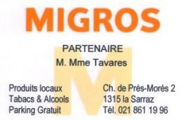 La Sarraz-Eclépens_Migros