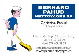 La Tour-de-Peilz_Bernard Pahud Nettoyages SA