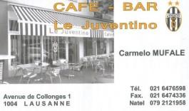 Lausanne Sport_Bar à Café Le Juventino