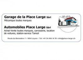 Leysin_Garage de la Place Large Sàrl