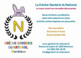 Montreux-Sports_Crèche garderie du National Montreux