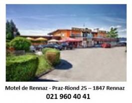 Motel de Rennaz_Roche