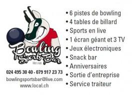 Ollon_Bowling Sports Bar