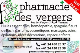 Pharmacie des Vergers_Yvonand