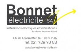 Pully Football_Bonnet électricité SA