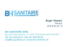 Renens_BH Sanitaire