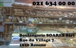Renens_Boulangerie Soares Sàrl