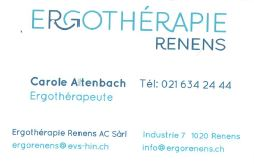 Renens_Ergothérapie Renens AC Sàrl