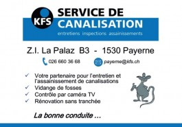Stade Payerne_KFS Service de Canalisation