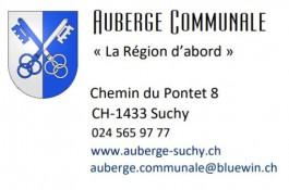 Suchy-Sports_Auberge Communale - La Région d'abord