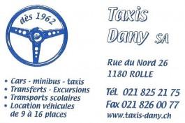 TAXIS DANY SA_BRP