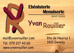 Thierrens_Ebénisterie Menuiserie Yvan Rouiller