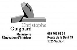 Vaulion_Christophe Guignard Menuiserie