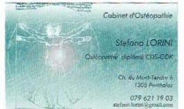 Venoge_Cabinet d'Ostéopathie
