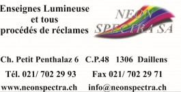 Venoge_Neon Spectra SA