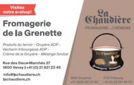 Vevey United_Fromagerie de la Grenette