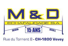 Vevey United_M&D Echafaudage
