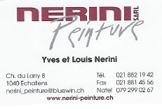 Villars-le-Terroir_Nerini Peinture Sàrl