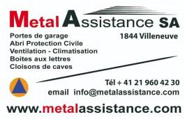 Villeneuve Sport_Metal Assistance SA