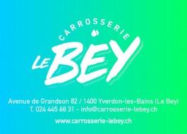 Yverdon Féminin_Carrosserie Le Bey