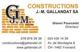 Yvonand_Constructions J.-M Galandat SA