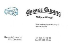 garage gliding_Cheseaux